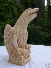 Médiéval gargouille vautour