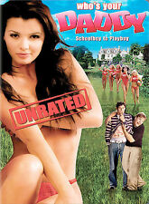 Who's Your Daddy? <Unrated (DVD New) Brandon Davis*Colleen Camp WS