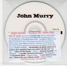 (EG516) John Murry, Southern Sky - DJ CD