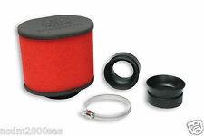RED FILTER E15 Ø 42/50÷58,5 PHBH-MIKUNI-KEIHIN 0413434 APRILIA RS 50 2T LC AM3>6