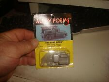 HO  ALLOY FORMS  1956 FORD PICKUP W/ UTILITY BOXES, PIPE RACK & LADDERS KIT