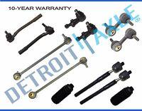 Front & Rear Sway Bar Tierod Boot Kit for Kia Sedona 2006 2007 2008 2009 2010