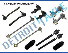 Brand New 12pc Complete Front and Rear Suspension Kit for Entourage and Sedona