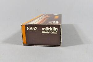 H 81065 Neuwertiges Märklin Miniclub Krokodil 8852
