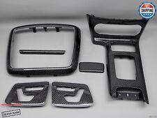 Mercedes 2012-17 W463 G65 G63 G350 CDI G550 4x4 Squared Carbon Interior Trim Kit