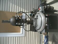 Walker Turner Industrial Drill Presswraising Head And Pneumatic Quill Control