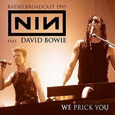 Nine Inch Nail  / Bowie David-We Prick You  CD NEW