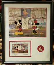 Disney MGM Studios Art of Animation Cel Studio Stories MULAN Hand painted Signed