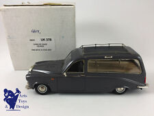1/43 MINIMARQUE 43 MM43 NO TOP MARQUES DAIMLER DS420 HEARSE 1968 GREY CORBILLARD