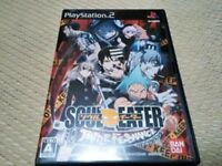 PS2 Soul Eater Battle Resonance PlayStation 2 Japan