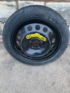 2001-2018 Volvo  S80 spare tire donut wheel 125/80/17  V70 XC70 XC90 S60