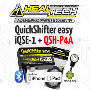 Healtech QuickShifter Easy iQSE-1 and QSH-P4A Harness **Free Express Delivery**