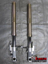00 01 Kawasaki ZX12R 1200 ZX12 Front Forks Suspension Shocks