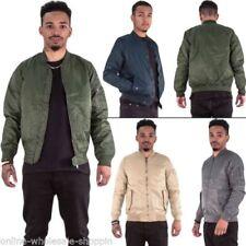 Nylon Winter Flight/Bomber Coats & Jackets for Men