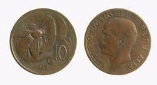 pci4145) Regno Vittorio Emanuele III (1900-1943) 10 Centesimi Ape 1919