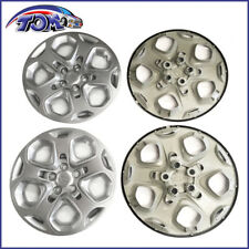 4PCS NEW 17 INCH WHEEL COVERS RIM HUB CAPS FOR 10-12 FORD FUSION