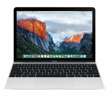 Apple MacBook A1534 Silver 512 GB 12'' Laptop - MLHC2B/A (April, 2016) (Latest Model)