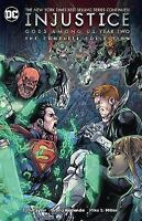 Injustice: Gods Among Us: Year Two the Complete Collection (Paperback or Softbac