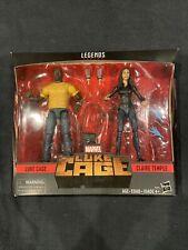 Toy Biz Marvel Legends Luke Cage & Claire Temple Powerman  6?Figure Set