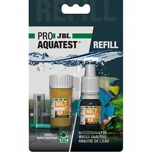 JBL ProAqua Test Kit NO3 Nitrate refill aquarium tropical marine fresh water set