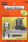 Dubro 682 Vibration Reducing Motor Mount .45-.80 4-Stroke