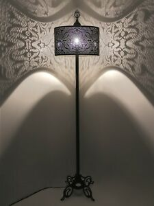 Amazing TURKISHLAMP,TURKISH Moroccan standing bedside floor lamp, Turkish lamp