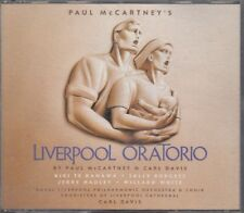 Paul McCartney Carl Davis Liverpool Oratorio 2CD Kiri Te Kanawa Willard White