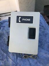 GAI-TRONICS INDOOR OUTDOOR WEATHERPROOF INDUSTRIAL PHONE TELEPHONE 246 256
