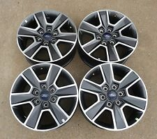 "2005-2017 FORD F150 FX4 18"" FACTORY ALLOY WHEELS 3997 FREE SHIPPING"
