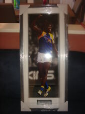 Nic Naitanui Signed and Framed Vertirama West Coast Eagles