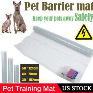 3 Sizes Indoor Pet Safe Shock Mat Electronic Cat Dog Training Scat Mat Pad New