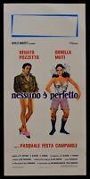Cartel Ninguno Y ' Perfecto Renato Carlinga Ornella Muti Iglesia L154