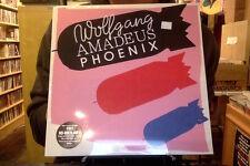 Wolfgang Amadeus Phoenix LP sealed vinyl  + mp3 download