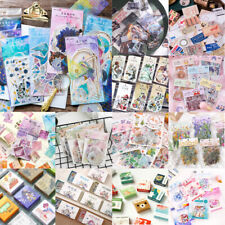 DIY Scrapbooking Stickers Album Diary Book Decor Planner Paper Label Sticker Lot