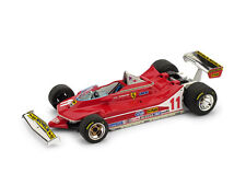 Ferrari 312 T4 GP Italia 1979 Jody Scheckter #11 World Champion 1:43 2012 Model