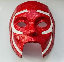 Johnny 3 Tears FIVE (RED) (performance) mask from Hollywood Undead