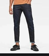 G-Star Raw 3301 Straight Tapered Mens Blue Jeans Size W30 L32  *REF55-9