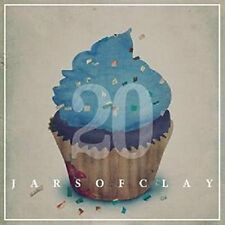 20  - Jars of Clay (CD, 2014, 2 CD)