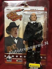 "Figures Toy Dukes Of Hazzard Retro Action Figure 8"" Abraham Boss Hogg Suit Hat"