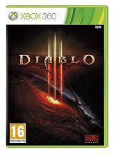 JUEGO XBOX 360 DIABLO 3 Diablo III Producto NUEVO