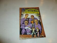 CHALLENGERS OF THE UNKNOWN Comic - No 1 - Date 03/1991 - DC Comic