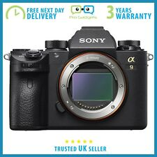 New Sony Alpha A9 4K Fullframe Mirrorless Camera - 3 Year Warranty ILCE-9