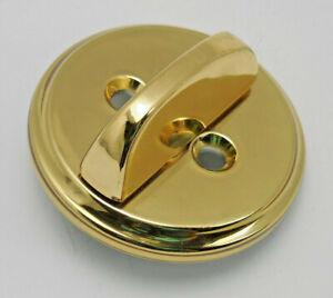 Schlage Thumb Turn for series B deadbolts Bright Brass #7kv