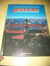 1983 CONOCO OIL STUNT FLYING FLYERS STORYBOOK FLIGHT FILM CHILDRENS PICTURE BOOK