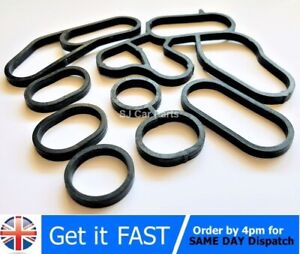 Oil Cooler Gasket Repair Kit For Opel Vauxhall Fiat 1.3 JTD CDTI Corsa Punto