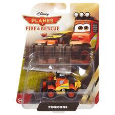 Disney Aviones 2 Fire & Rescue Diecast Piña Excavadora Vehículo de metal de calidad