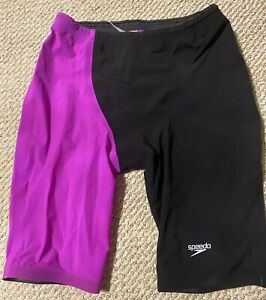 Mens Speedo Fastskin Tech Suit. Size 32. New Without Tags