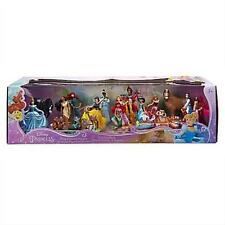 Disney Store Princess Mega 20 PVC Figure Figurine Play Set Cake Topper Animals
