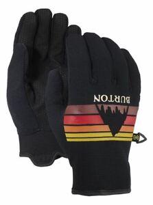 Burton Formula Mens Gloves True Black Sunset 2020
