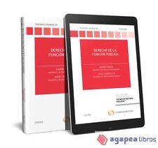 DERECHO DE LA FUNCION PUBLICA. NUEVO. ENVÍO URGENTE (Librería Agapea)